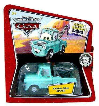 Mattel Pixar CARS Movie 1:55 Die Cast Story Tellers Colle...