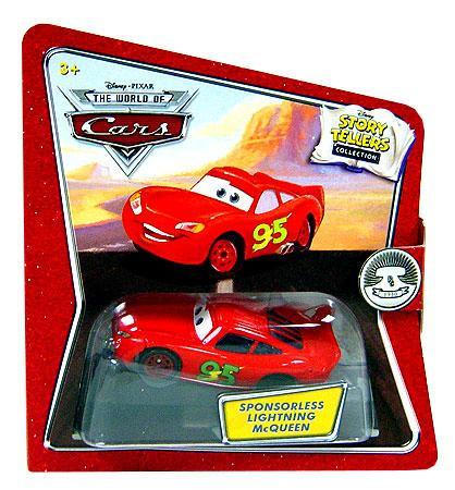 Mattel Disney Cars The World of Cars Story Tellers Sponso...