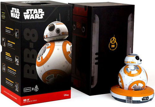 Star Wars The Force Awakens BB-8 App-Enabled Droid 9.5-In...