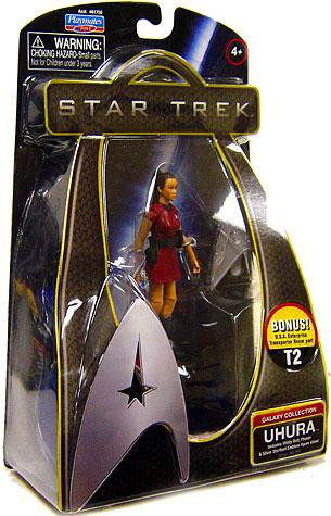 Playmates Star Trek 2009 Movie Uhura Action Figure [Enter...