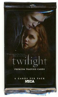 Neca Twilight Trading Card Pack