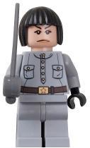 Lego Indiana Jones Irina Spalko Minifigure