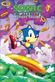 Sonic The Hedgehog Archives Volume 9 Trade Paperback