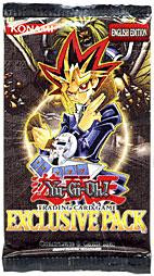 Konami YuGiOh: The Movie Exclusive Booster Pack