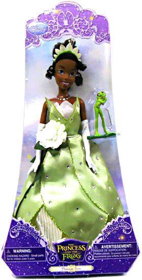 Disney The Princess and the Frog Princess Tiana Exclusive...