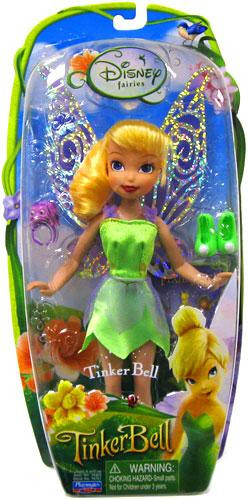 Playmates Disney Fairies Tinker Bell 8-Inch Doll