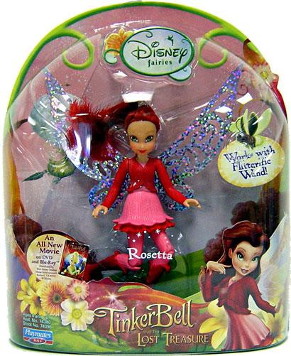 Playmates Disney Fairies Tinker Bell & The Lost Treasure ...