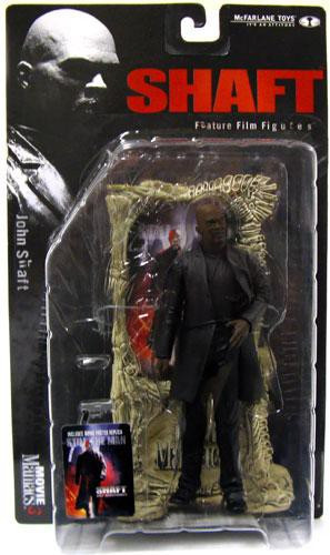 Mcfarlane toys shaft movie maniacs series 3 john shaft for Three jackson toy