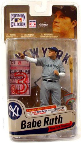 Mcfarlane Toys Mlb Cooperstown Collection Series 7 Babe