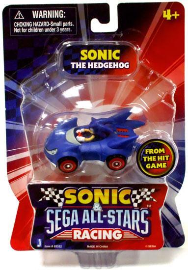 Jazwares Sonic The Hedgehog Sega All-Stars Racing Sonic 1...