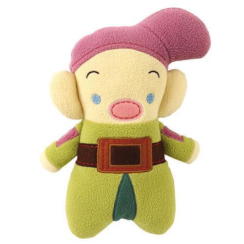 Disney Snow White Pook-a-Looz Dopey Plush Doll