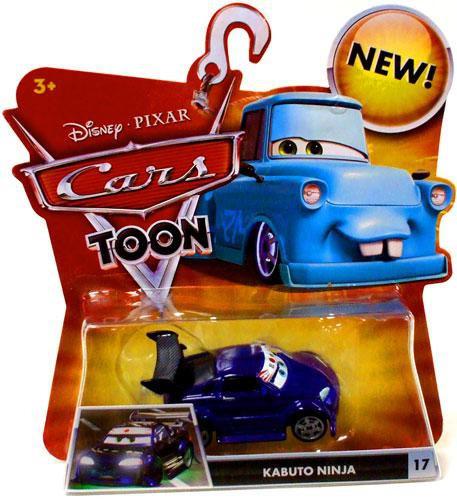 Disney Cars Cars Toon Main Series Kabuto Ninja 155 Diecast