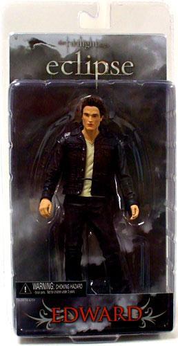 Neca Twilight Eclipse Edward Cullen Action Figure