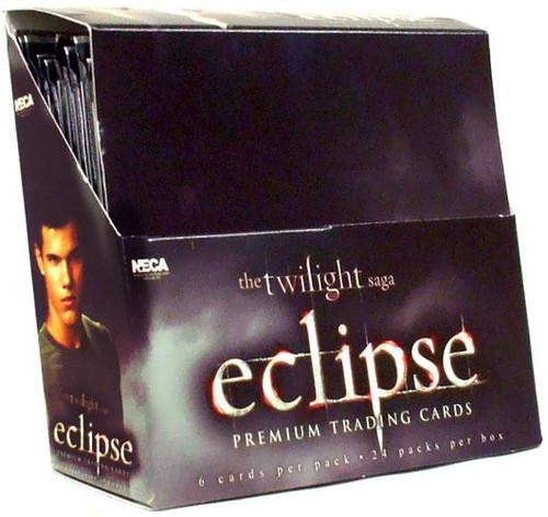 Neca Twilight Eclipse Series 1 Trading Card Box