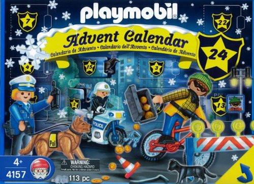 Playmobil Police Set #4157