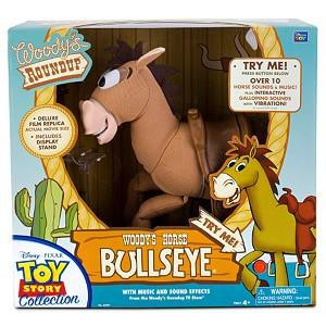 Mattel Toy Story Woody's Roundup Bullseye Exclusive 16-In...