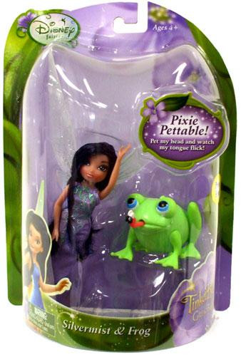 Disney Fairies Tinker Bell & The Great Fairy Rescue Silve...