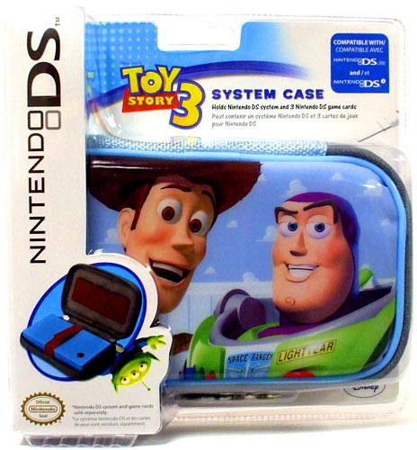 Case Of Toy Story Games : Toy story nintendo ds buzz woody system case pdp toywiz