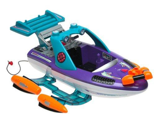 Fisher Price Rescue Heroes Quick Response Hydrofoil Toy V...