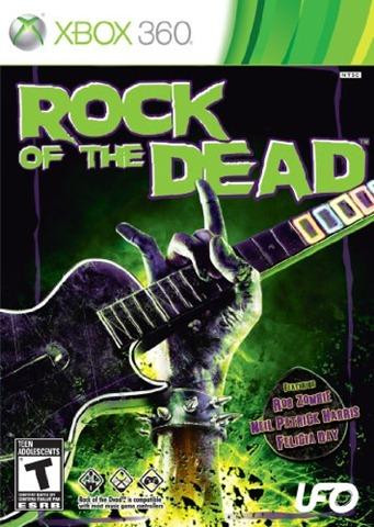 Tommo xBox 360 Rock Of The Dead Video Game