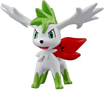 JAKKS Pokemon Shaymin Figure [Sky Forme, Loose]