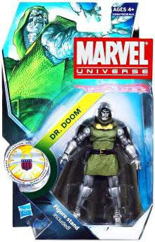 Hasbro Marvel Universe Series 14 Dr. Doom Action Figure #15