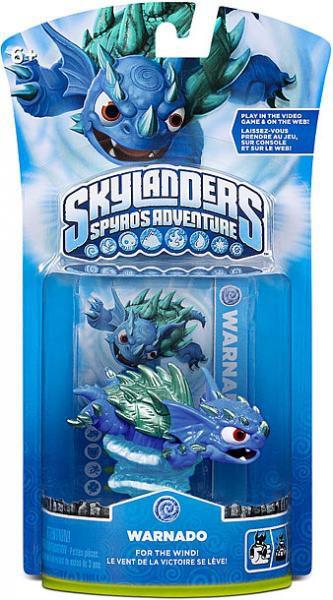 Skylanders Spyros Adventure Warnado Figure Pack Activision ...