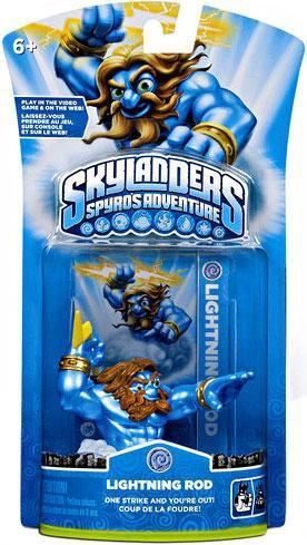 Activision Skylanders Spyro's Adventure Lightning Rod Fig...