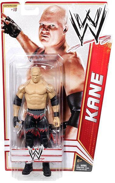 Mattel WWE Wrestling Series 15 Kane Action Figure #18