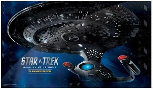 Bandai Star Trek The Next Generation Play Mat