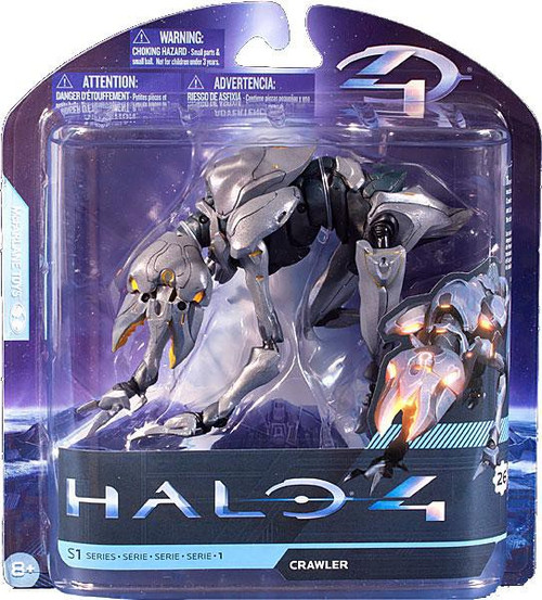 Mcfarlane Toys Halo 4 Series 1 Extended Crawler Action Fi...