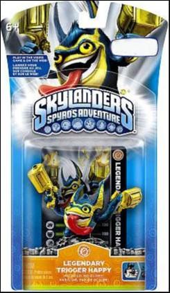 Activision Skylanders Spyro's Adventure Legendary Trigger...