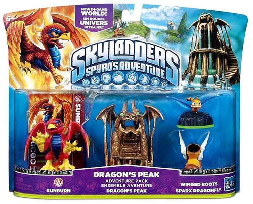 Activision Skylanders Spyro's Adventure Dragon's Peak Adv...
