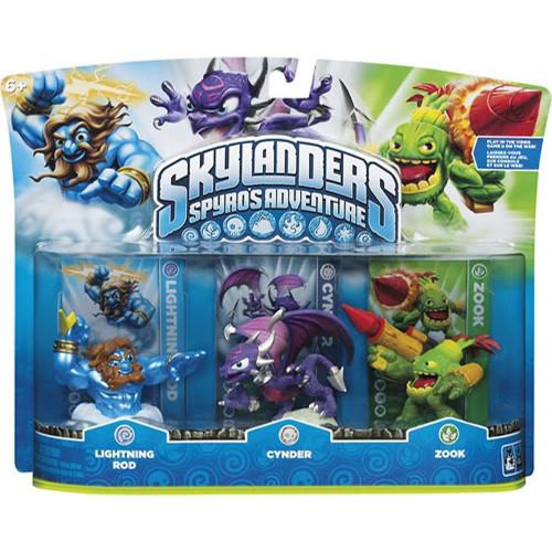 Activision Skylanders Spyro's Adventure Lightning Rod, Zo...