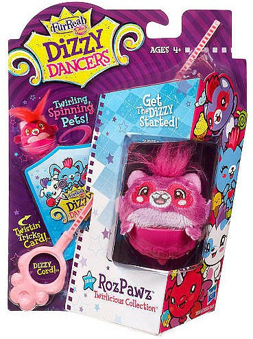 FurReal Friends Dizzy Dancers Twirlicious Collection RozP...