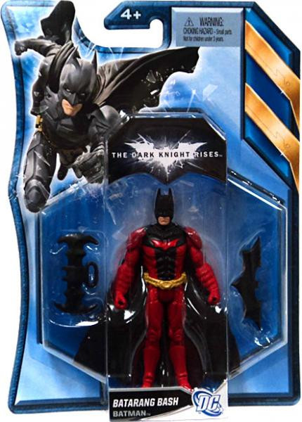 Mattel The Dark Knight Rises Batman Action Figure [Batara...