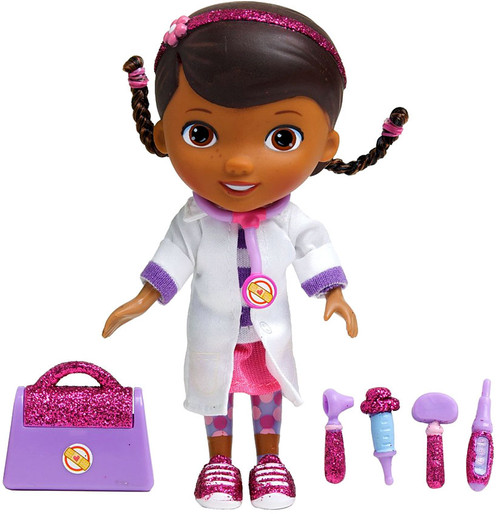 Just Play Disney Doc McStuffins Action Figure [Time For a...
