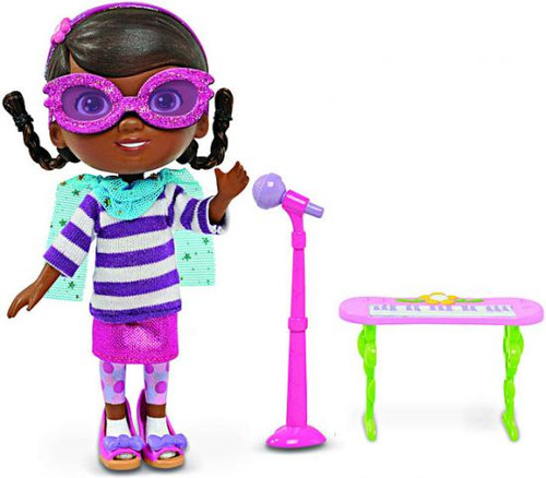 Disney Doc McStuffins Action Figure [Rock Star]
