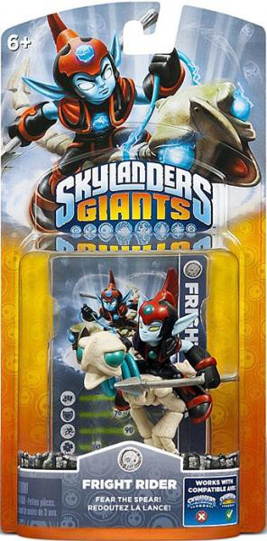 Activision Skylanders Giants Fright Rider Figure Pack