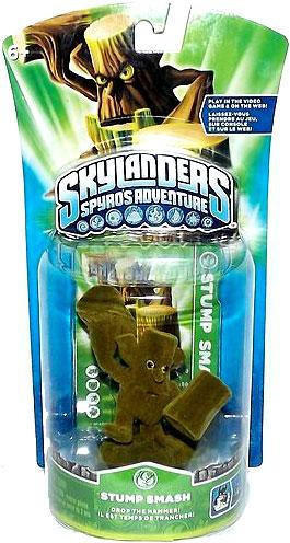 Skylanders Spyros Adventure Stump Smash Figure Pack ...