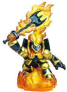 Activision Skylanders Giants Loose Ignitor Figure [Legend...