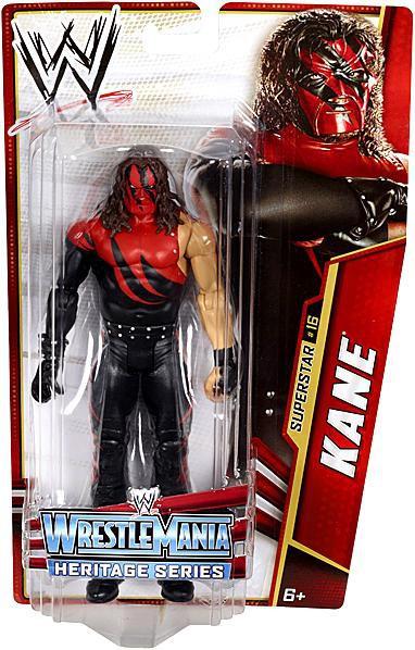 Mattel WWE Wrestling Series 26 Kane Action Figure #16