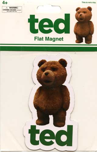 Toys For Ted : Ted movie magnet commonwealth toys toywiz