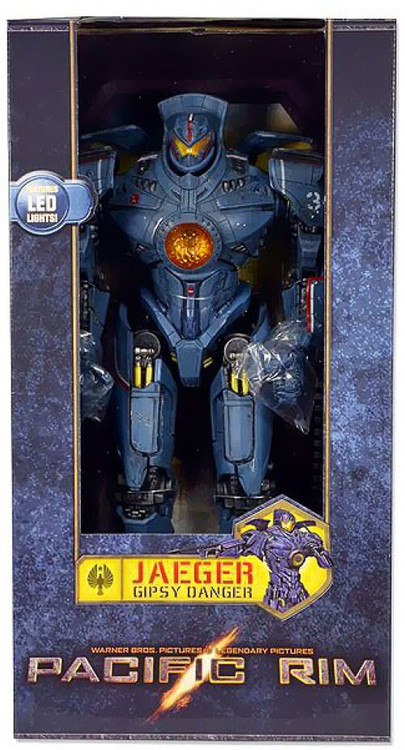 Neca Pacific Rim Ultra Deluxe Gipsy Danger Action Figure #01