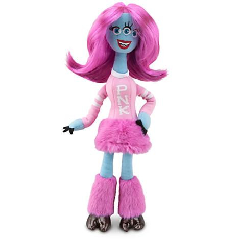 Disney Pixar Monsters University Britney Exclusive 11.5-I...