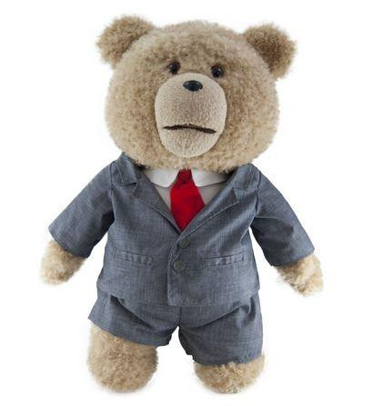 Commonwealth Ted Movie Ted 24-Inch Plush [In Suit]