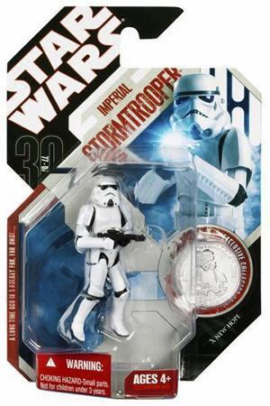 Hasbro Star Wars A New Hope 30th Anniversary 2007 Wave 3 ...
