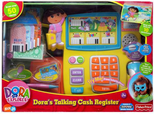Fisher Price Dora the Explorer Dora's Talking Cash Register