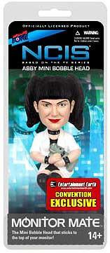 Bif Bang Pow! NCIS Monitor Mate Abby Sciuto Mini Bobble Head