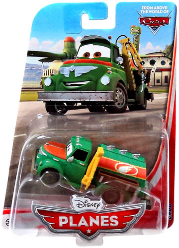 Mattel Disney Planes Chug Diecast Plane